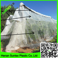 clear color insect proof mesh for orchard,fruits protect anti insect net,strong insect control mesh