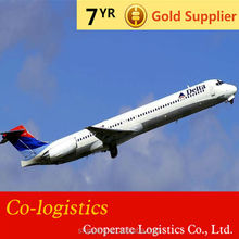 Cheapest professional courier Air Freight Forwarder cheap air freight dress shoes women from china to USA---Apple