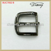 "BUC7052Single Prong Square Replacement Belt Buckle For 1 1/2"" Belts Skull Celtic Cross"