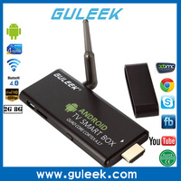 Rockchip RK3288 quad core 4K*2K android mini pc smart tv receiver android tv box full hd media player 1080p