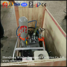 Self propelled Cold Paint Road Marking Machine line striper