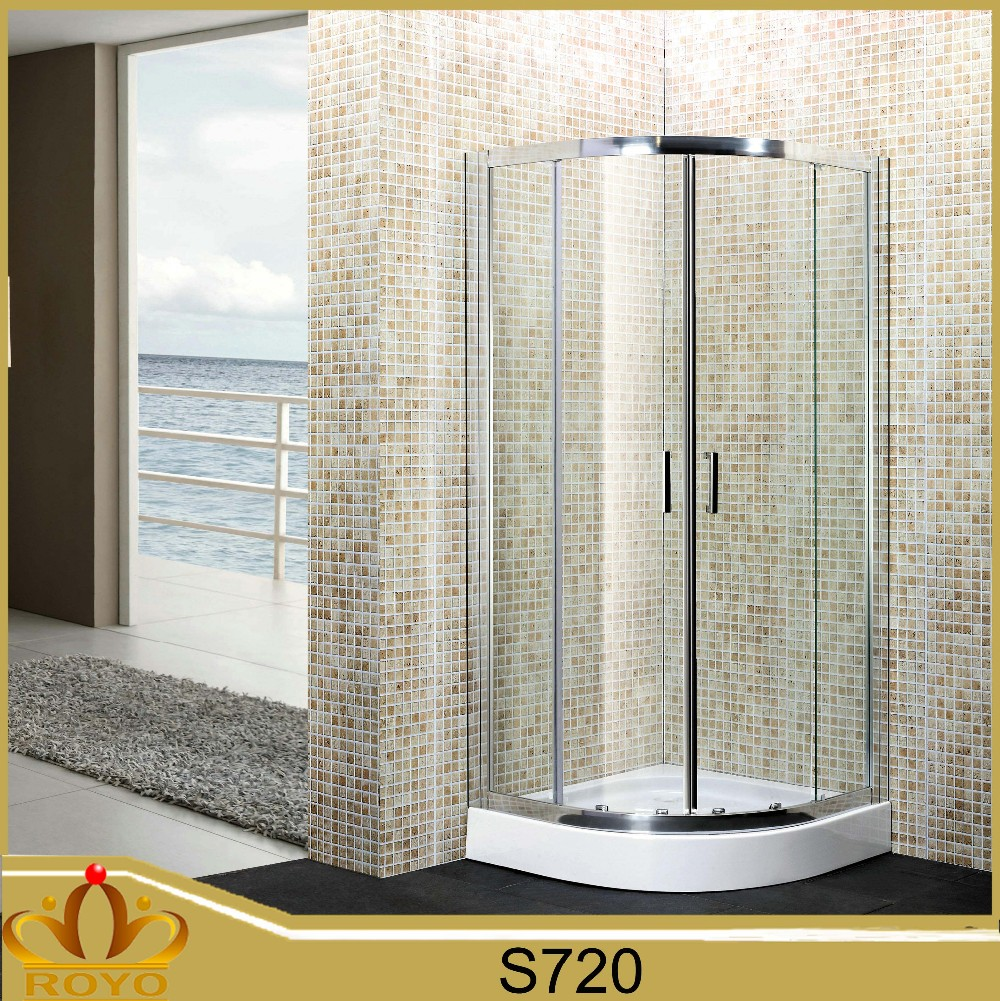 Quadrant Shower Enclosure,Corner Standing Shower Room,Shower Sliding ...