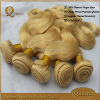 new products 613 body wave blonde human hair weave, cheap blonde hair bundles