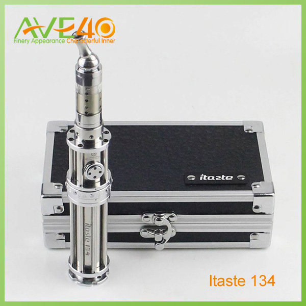 2014 hot sale e cigarette itaste 134 wholesale itaste 134 mini e-cig