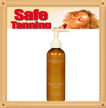 China supplier DHA formula tanning spray