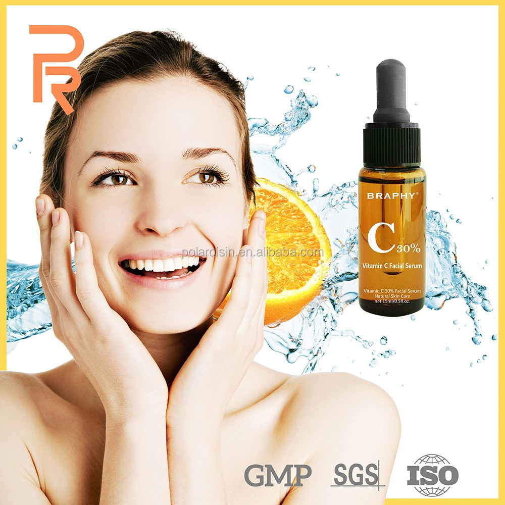 Skin Care Vitamin C Pure Whitening Spot Treatment Facial Serum