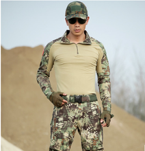 Cheap wholesale most popular CP multicam Camouflage Military Uniform