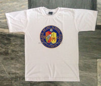 Custom Printed White T-Shirts