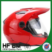 Motorbike Half Face Bike Helmet , Full Face Bike Helmet for Motor