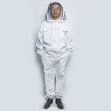 2018 Bee keeping Chinese suppliers directly supply protective ventilated bee keeping suit for sale