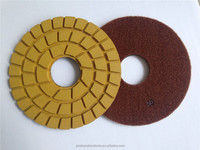 "9"" Diamond Resin Hard Polishing Pads"
