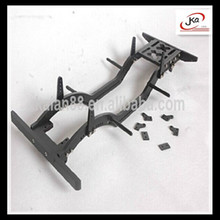 hot sell 1:10 aluminum Gelande 2 land rover chassis for rc Rock Crawler #JKA-D047