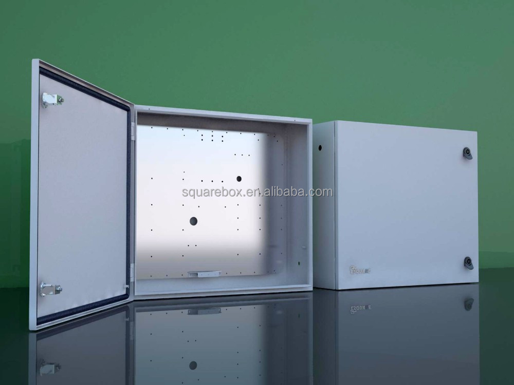 15ys experience, 1200 employee Aluminum Box DCU enclosure Power Enclosure Junction box DCU box