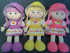 60cm 24inch Christamas cute Hand knitted handmade Soft Cotton Sock Toys sock doll
