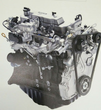 Japan TOYOTA 1FS Gas/Gasoline engine