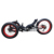 Rough Terrain 500watt Motor Electric Fat Tire Recumbent Trike Triciclo Velo Snow Drift Bike