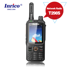 Inrico T298S wifi <strong>mobile</strong> <strong>phones</strong> radio 100 mile wcdma walkie talkie with sim card