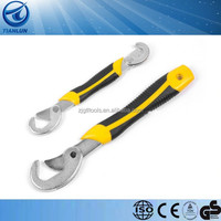 Multi-Purpose Spanner ,Multi Function Of Spanner ,Universal Adjustable Spanner Wrench