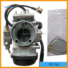 Motorcycle parts motorcycle Engines for CVK PD 33J motorcycle carburetor