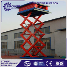 Jinan hydraulic scissor lift table mechanism for lift up coffee table/ lift table