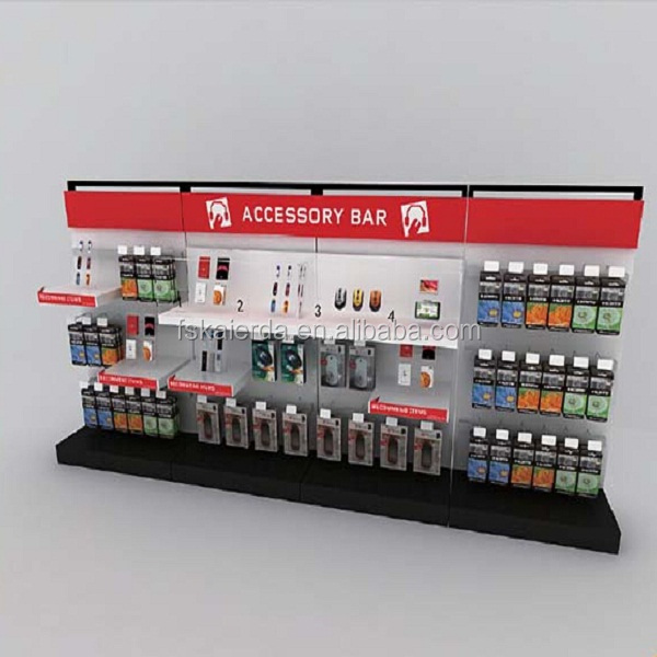 fashion new design electronic rack for retail store