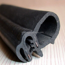 extruded car Door weather seal /rubber strip door seal/car door rubber extrusion strip seal