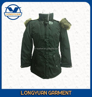 2016 new design women coat cotton-padded clothes