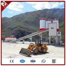 New Precast 120M3/H Ready Mix Sand Dry Mortar Cement Concrete Mixed Batching Mixing Production Line