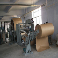 high speed corrugated cardboard paper production line/paper making machinery /carton box making machine prices