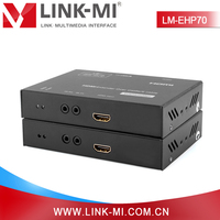 LINK-MI LM-EHP70 Uncompressed High Definition Video Audio 70m HDMI Extender