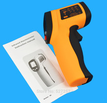 Digital IR Temperature Gun Handheld Infrared Thermometer Meters GM550