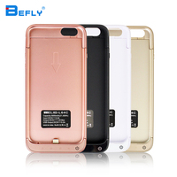 4 color 5800mAh Pack Battery Case Partable Charger power bank for iphone