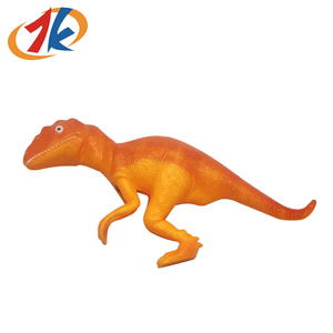Hot Cartoon bulk pack kids Vivid Dinosaur Toy Plastic