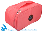 Women Travel Bra Underwear Lingerie Cosmetic Makeup Storage Bag