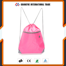 Guangyue Wholesale High Demand Products Cheap Custom 210T Polyester Drawstring Backpack