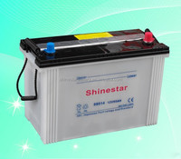 Chinese Manufacturer 12V 95 Amp Dry Cell Car Battery 59514 With Manufacturer price