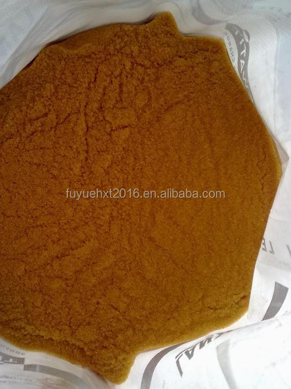 Strong base anion exchange resin ion exchange resin for water treatment resin in China fuyue factory