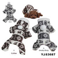 "2014 Cheap dog clothes patterns 8""-20"""