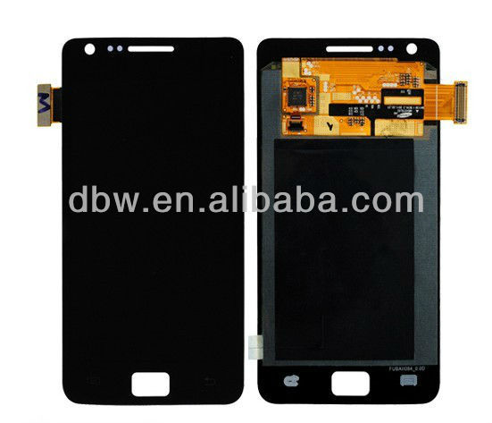 Smartphone LCD for Samsung Galaxy S2 i9100 LCD Display assembly