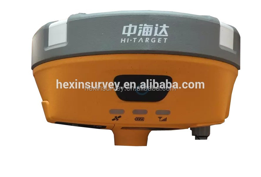 Professional dual frequency Hi-target rtk gps group V90 Plus GNSS Surveying instrument