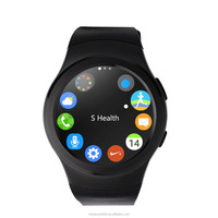 2017 Top quality Smart phone watch Bluetooth Heart rate sports smart watch