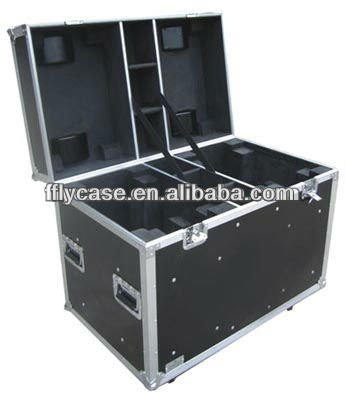 moving head flight case with flight case parts for stage products