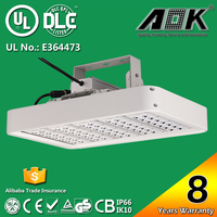 CE Approved New Arrival 200 watt led inducted high bay IP66 AC90-305V