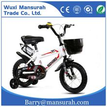 baby tricycle/ Kids tricycle with back seat 12inch children bicycle for 2-5years kids