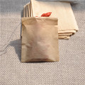 100 pcs 10 x 12cm brown colour Empty Drawing tea bag filter paper roll