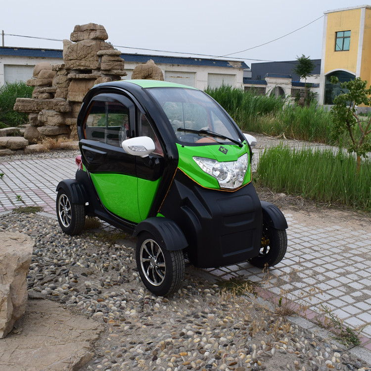 4 wheel smart neighborhood car electric city car from China