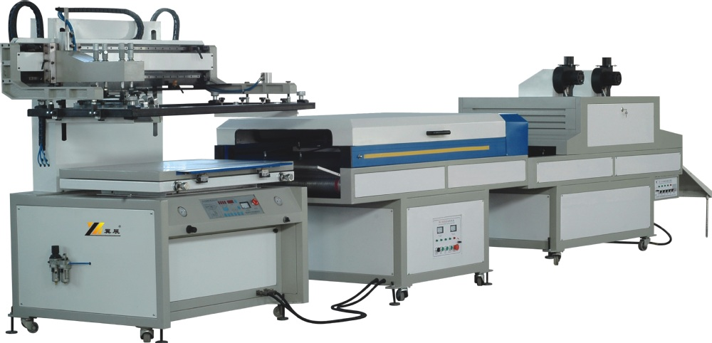 SFB Automatic decal paper/electric diagram/ PVC PET PC film printing machine