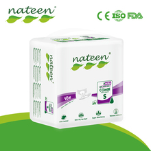 Nateen brand adult baby diaper in wholesales