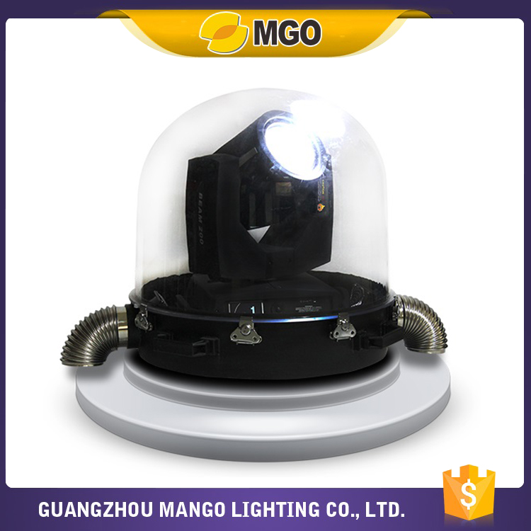Professional Good Quality Rain Cover For Moving Head Light Outdoor