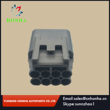 Original 8 pin female auto housing connector electric automotive connector 7282-1081-40 for Toyota
